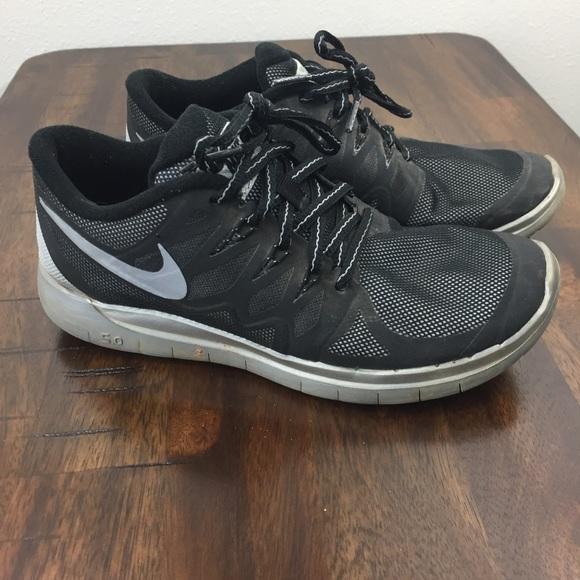 Nike Free 5.0 Boys Shoes